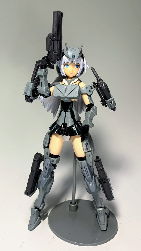 faガールアーキテクト武器